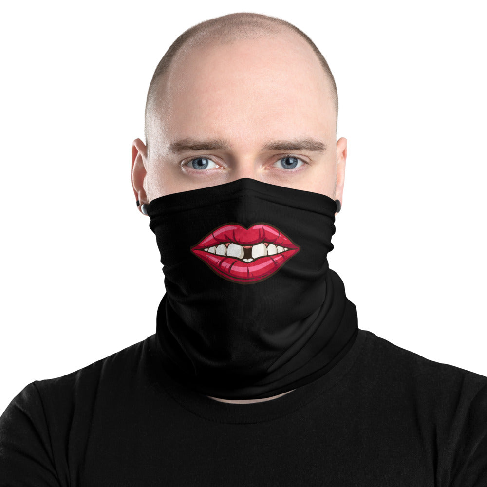 Gap Tooth Gaiter (Face Mask)
