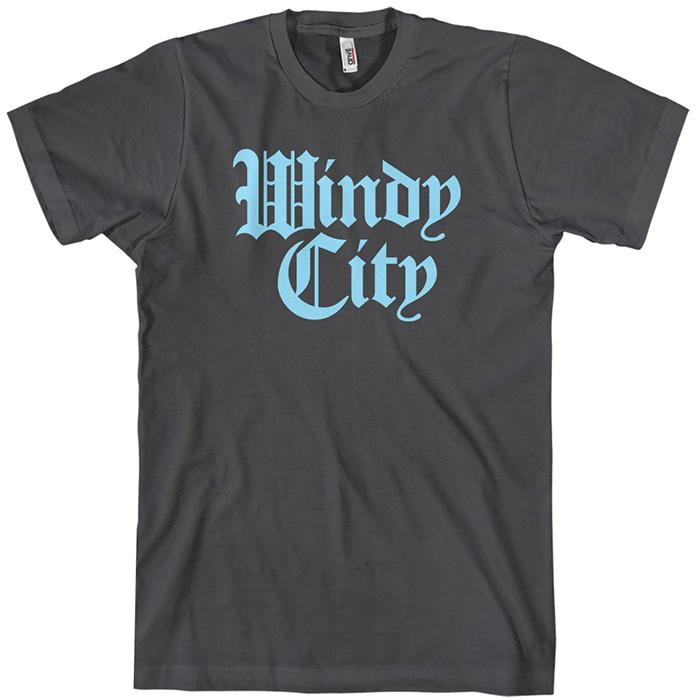 Windy City Gothic T-shirt