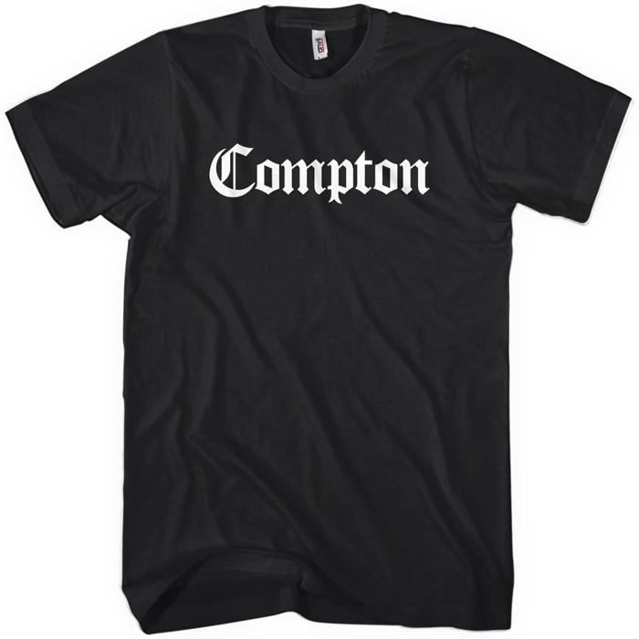 Compton Gothic T-shirt