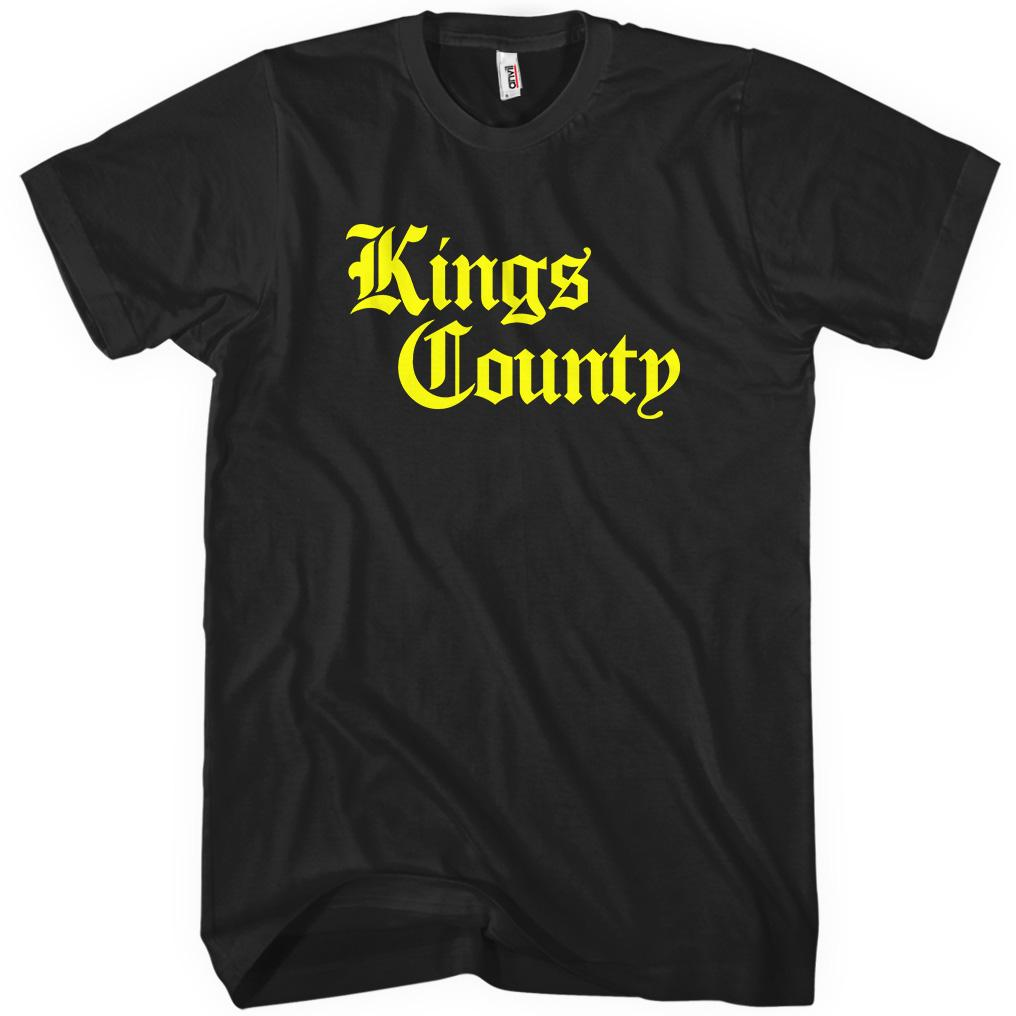 Kings County Gothic T-shirt