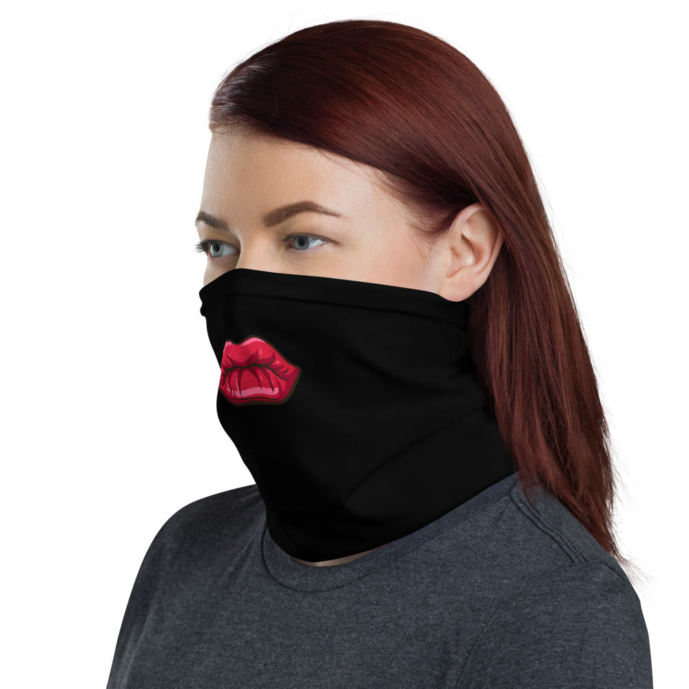 Kiss Lips Gaiter (Face Mask)