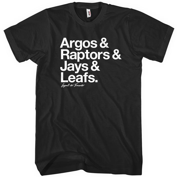 Loyal to Toronto T-shirt