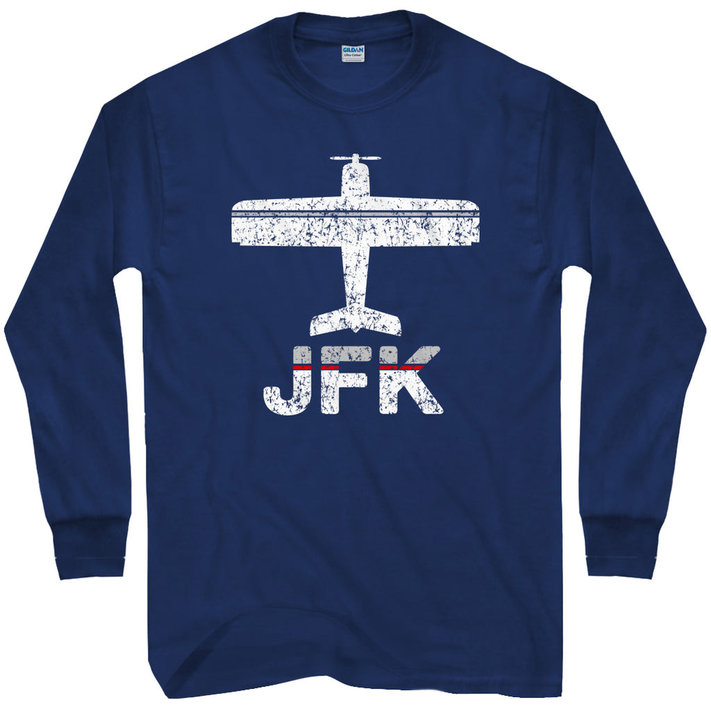 Fly New York JFK Airport T-shirt