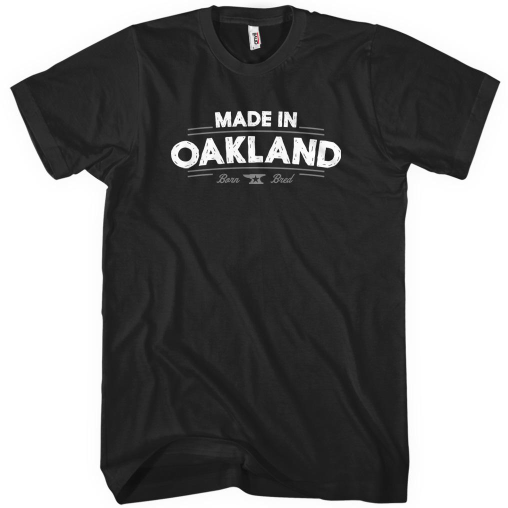 Made in Oakland V2 T-shirt
