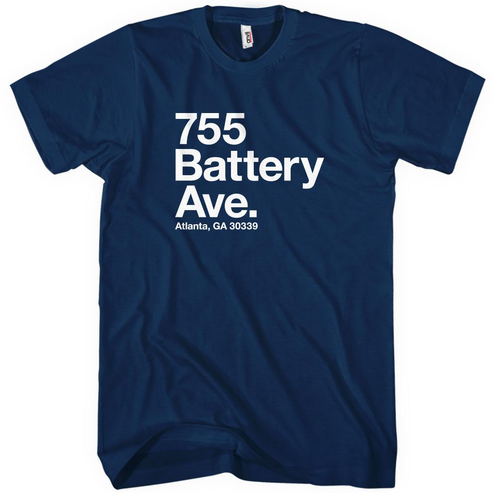Atlanta Baseball Stadium T-shirt