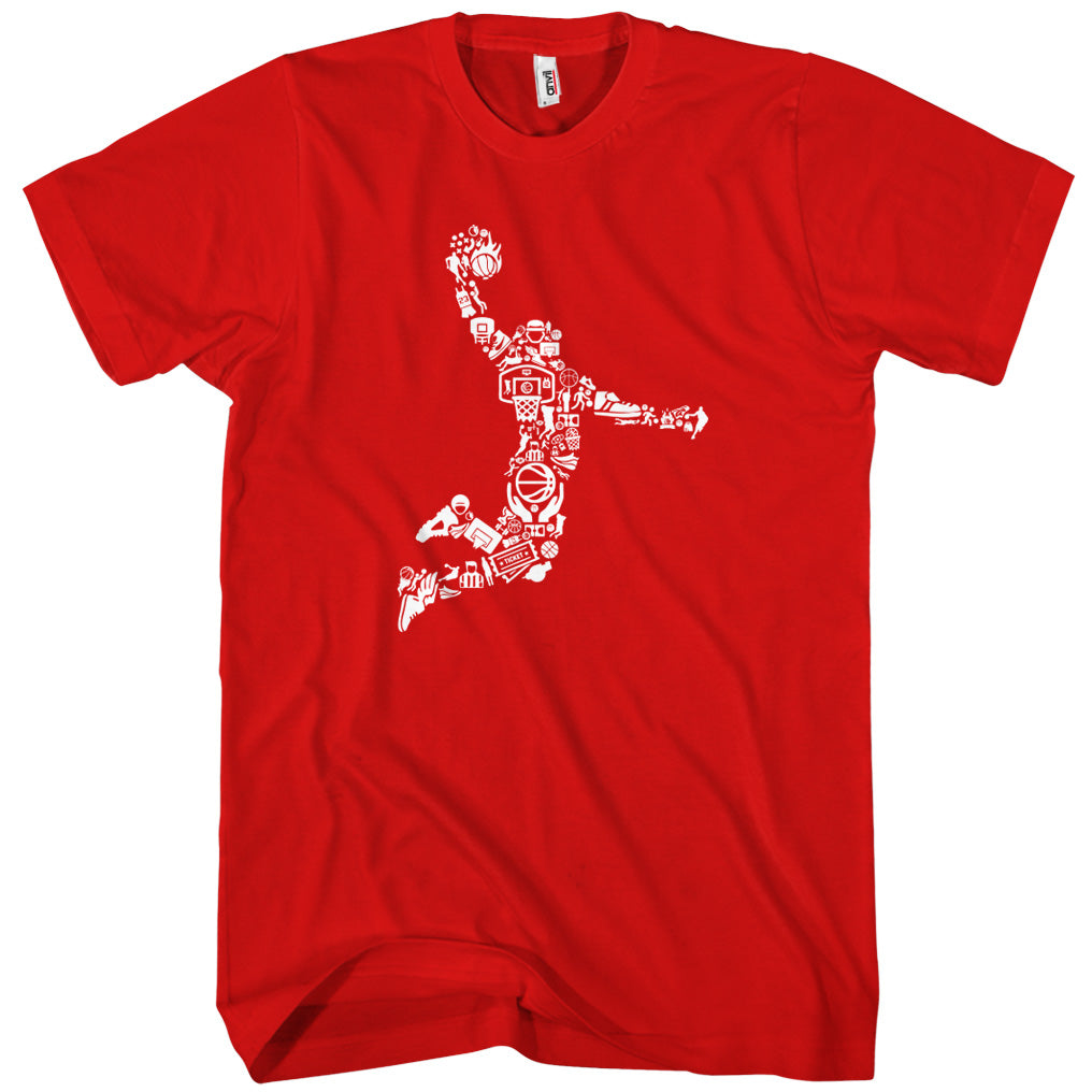 Basketball Player T-shirt