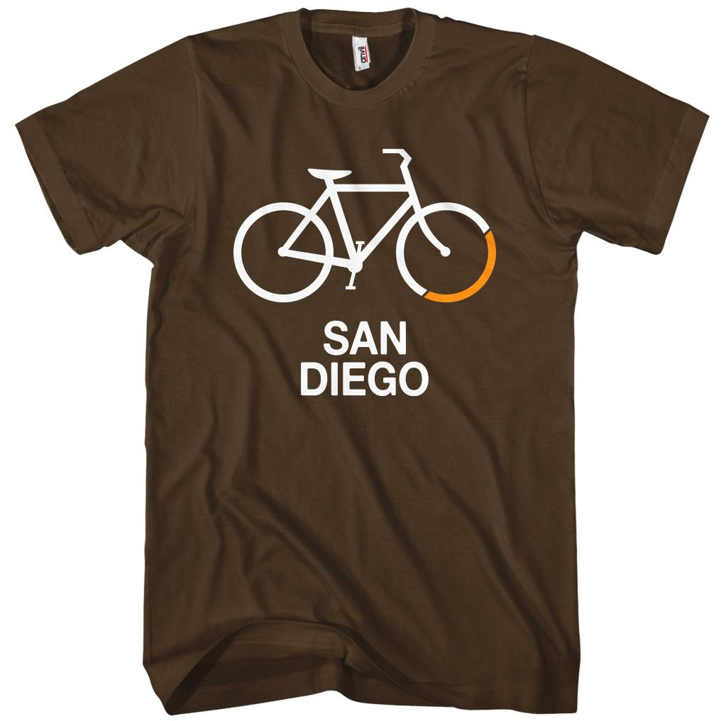 Bike San Diego T-shirt