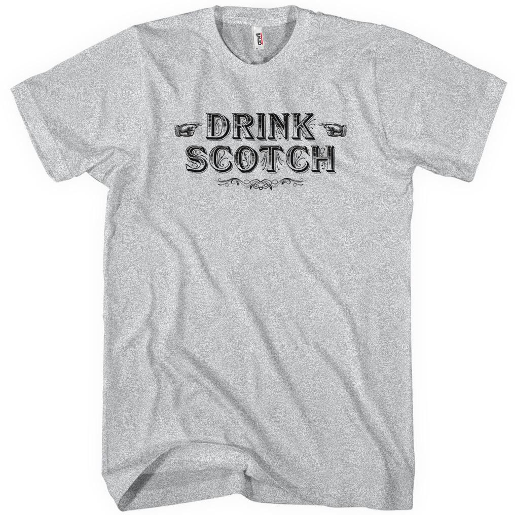 Drink Scotch T-shirt