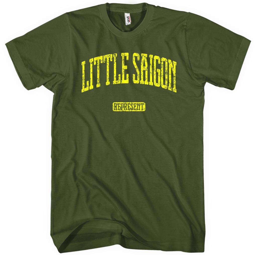 Little Saigon Represent T-shirt
