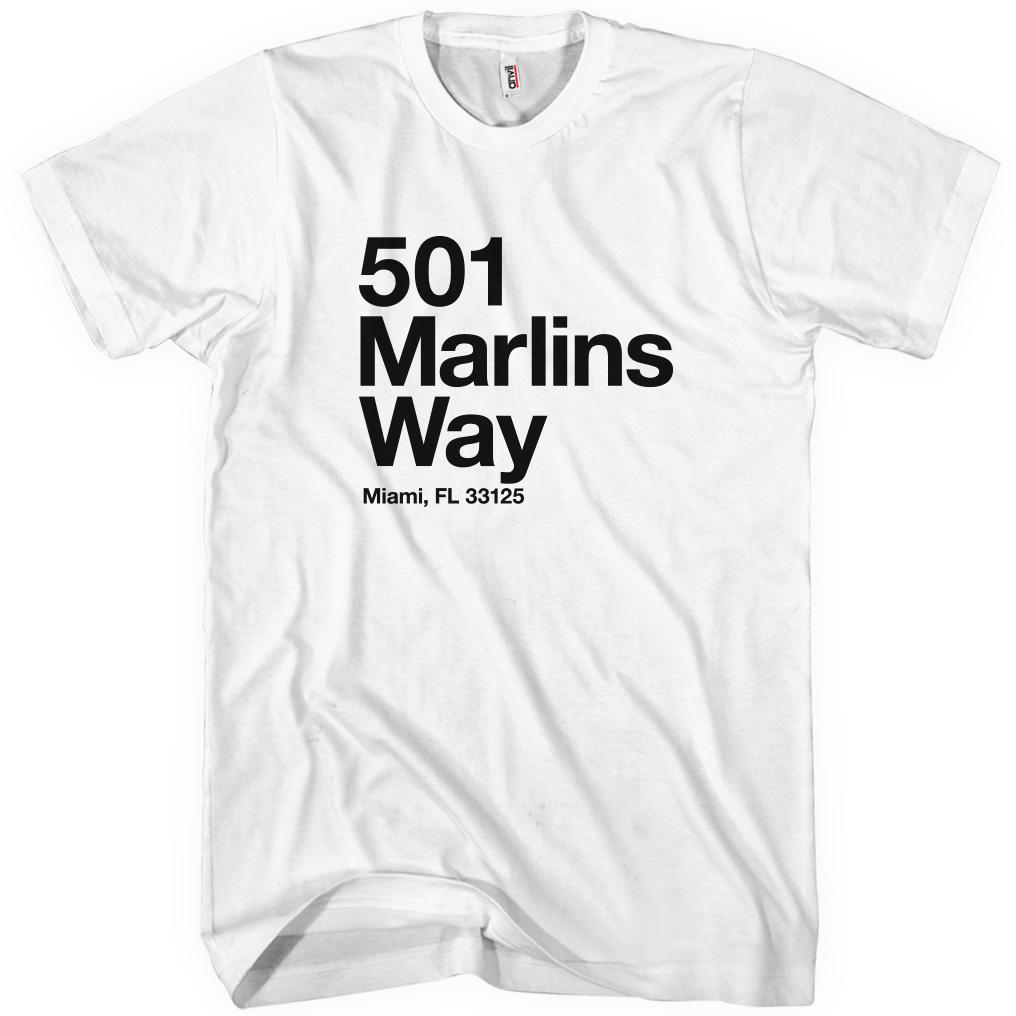 Miami Baseball Stadium T-shirt