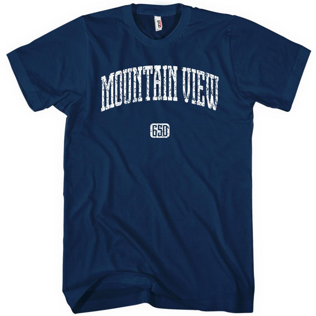 Mountain View 650 T-shirt
