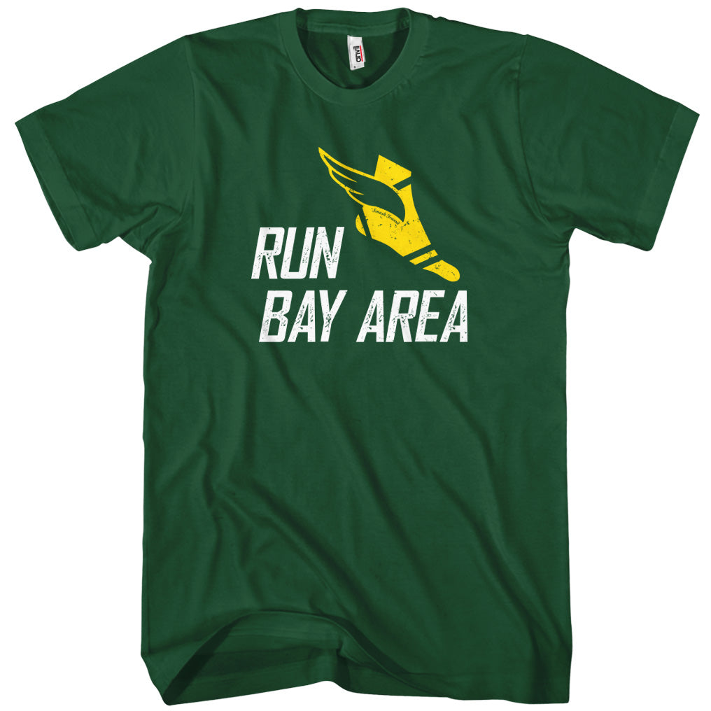 Run Bay Area V3 T-shirt