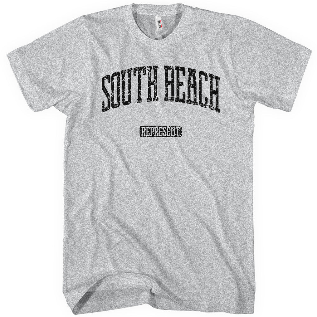 South Beach Represent T-shirt