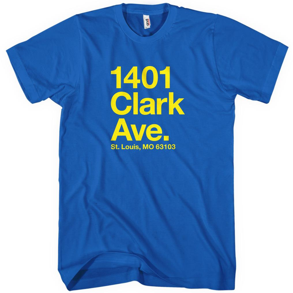 St. Louis Hockey Stadium T-shirt