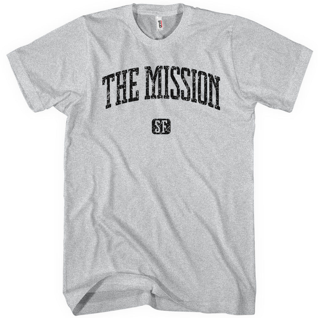 The Mission San Francisco T-shirt