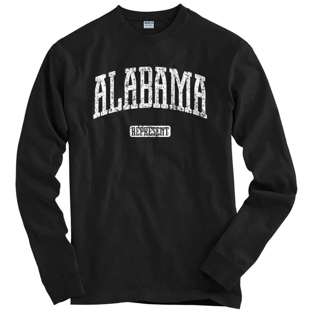 Alabama Represent T-shirt