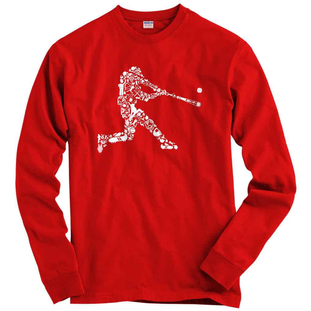 Baseball Player T-shirt