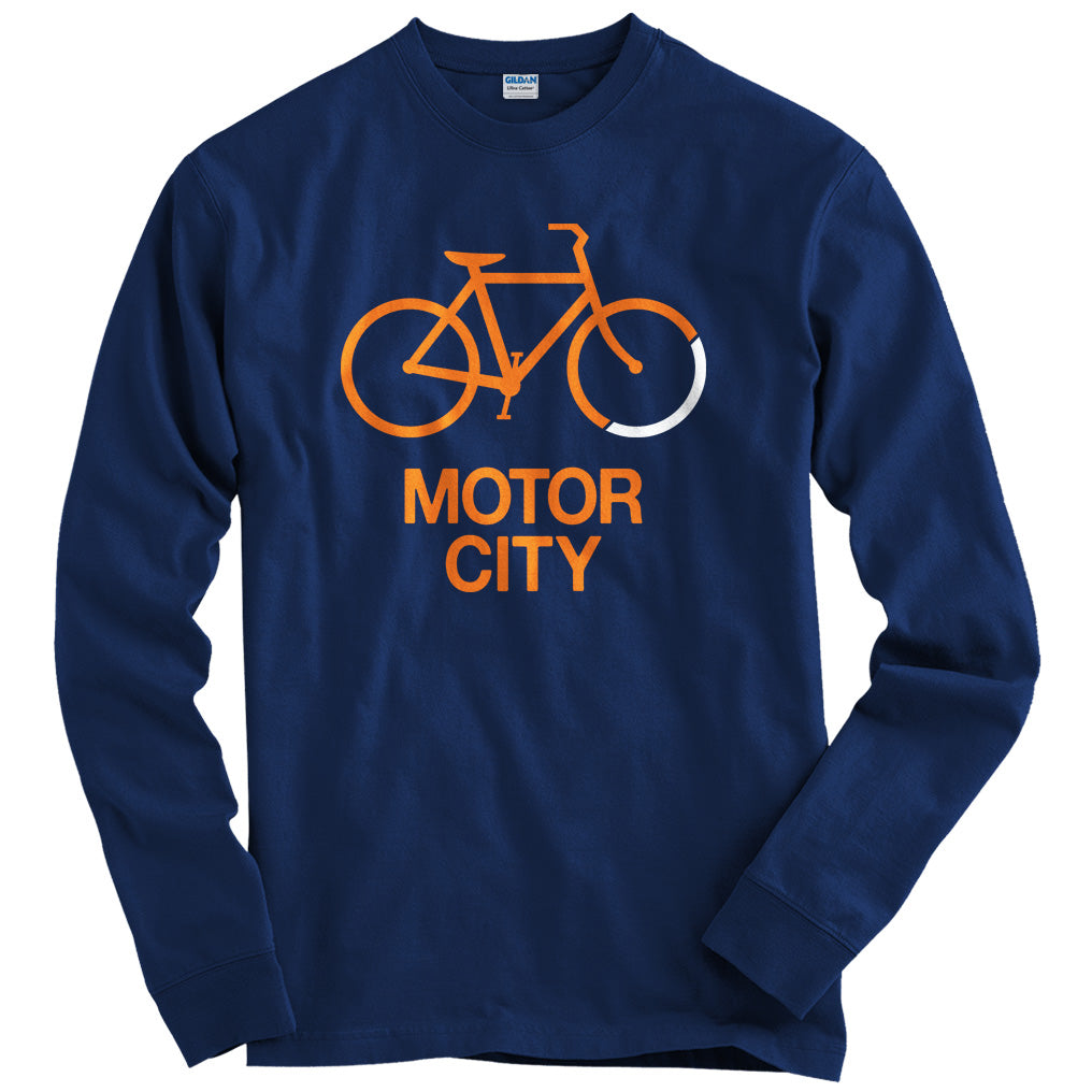 Bike Motor City T-shirt