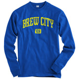 Brew City 414 T-shirt
