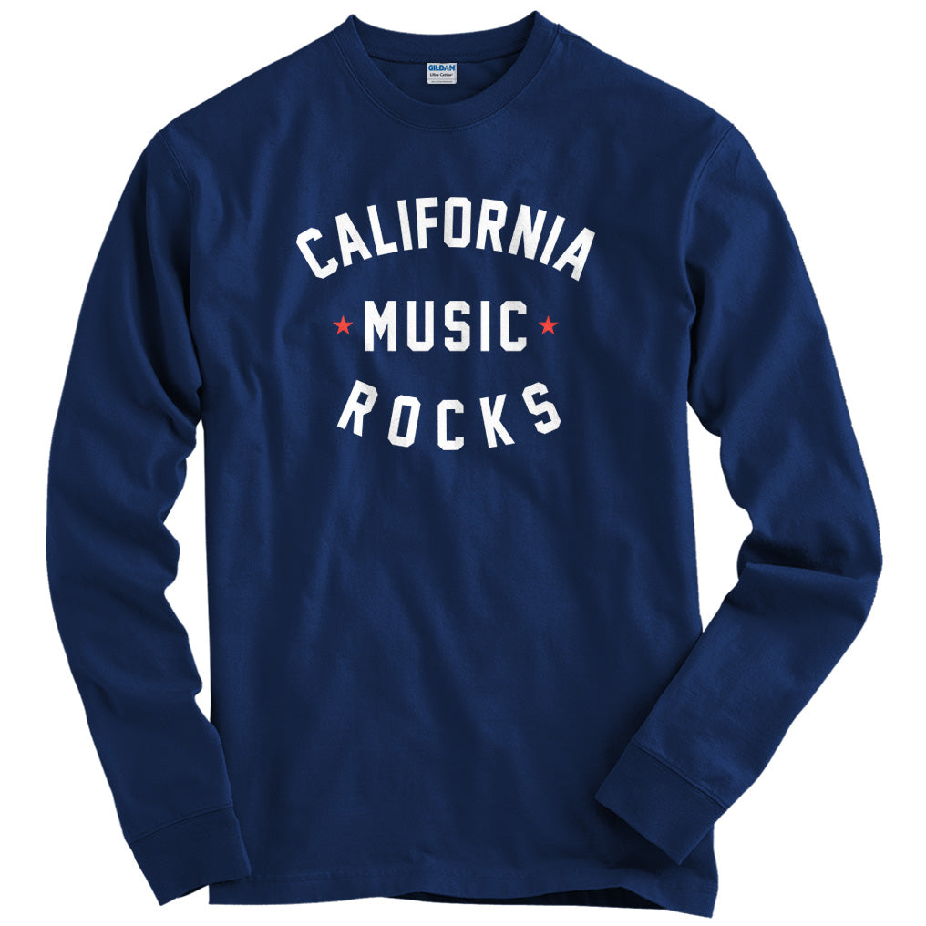 California Music Rocks T-shirt