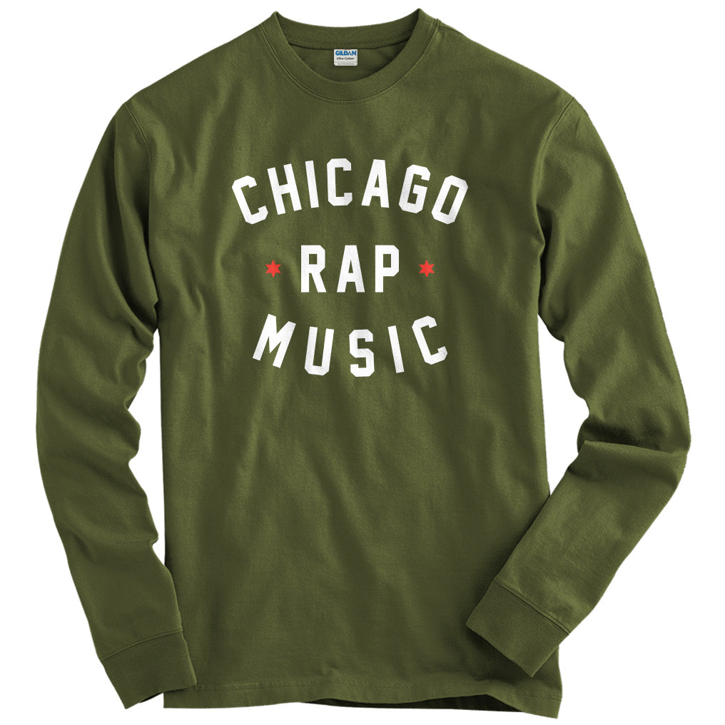 Chicago Rap Music T-shirt