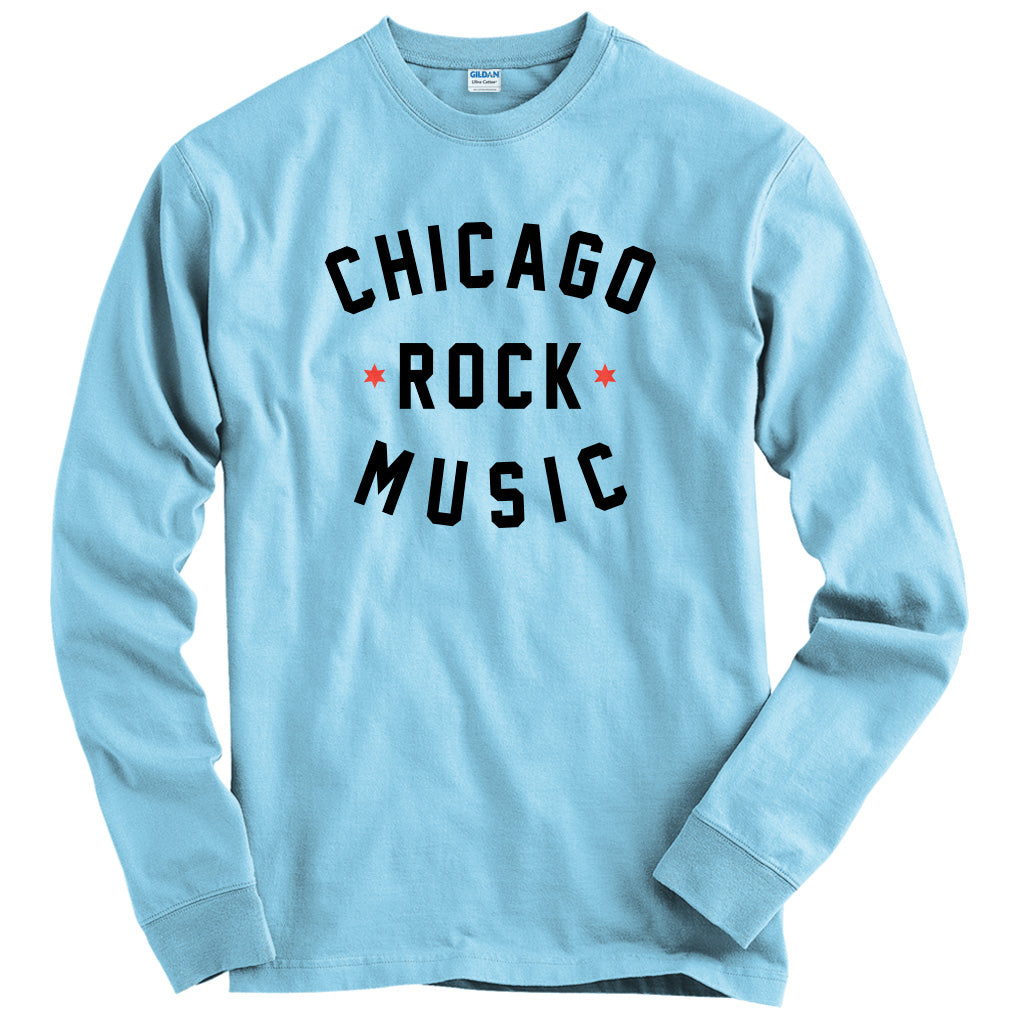 Chicago Rock Music T-shirt