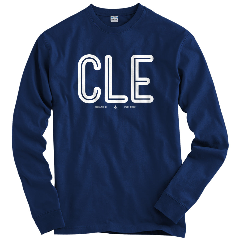 CLE Cleveland Airport T-shirt