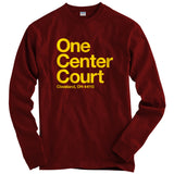 Cleveland Basketball Stadium T-shirt