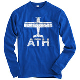 Fly Athens ATH Airport T-shirt