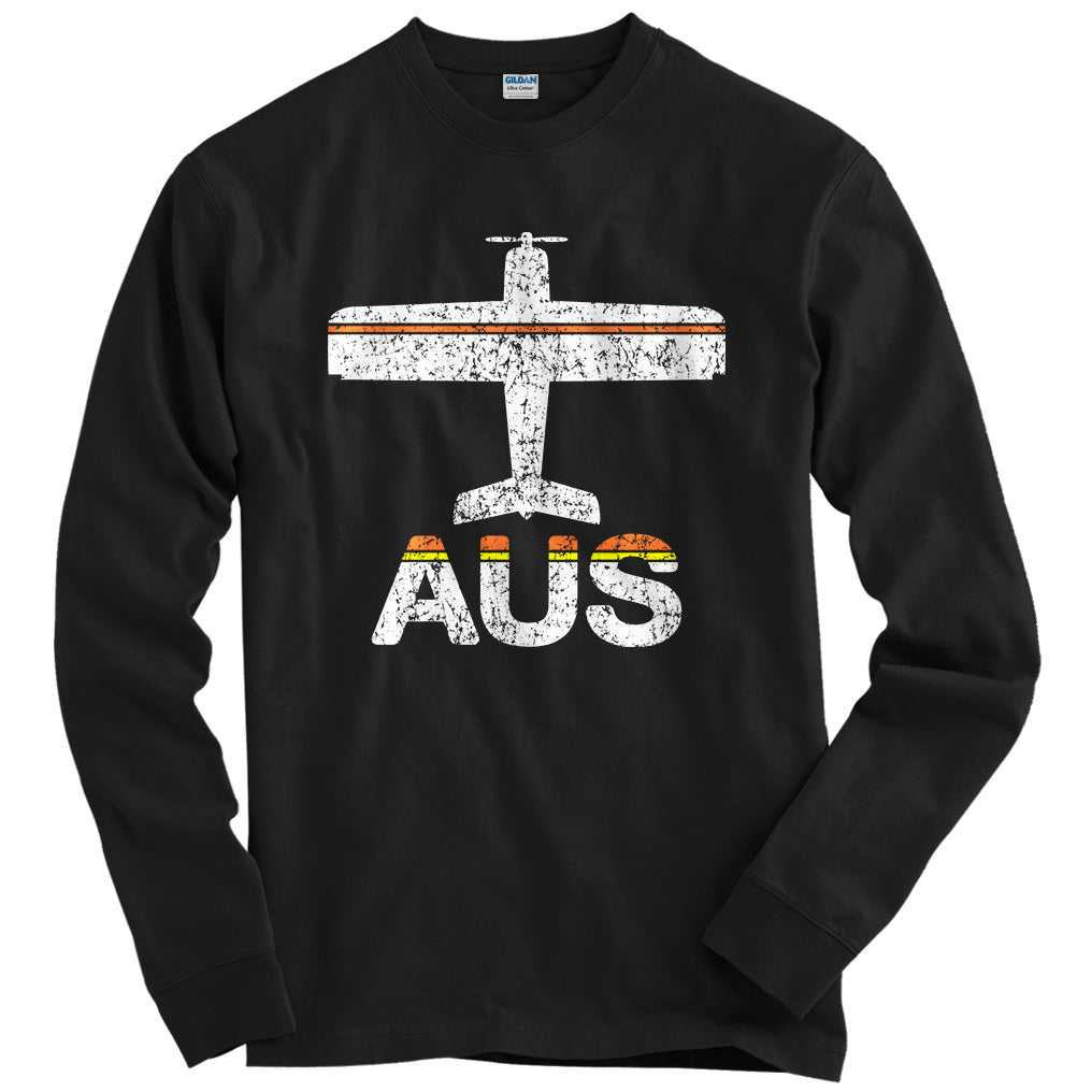 Fly Austin AUS Airport T-shirt