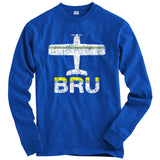 Fly Brussels BRU Airport T-shirt