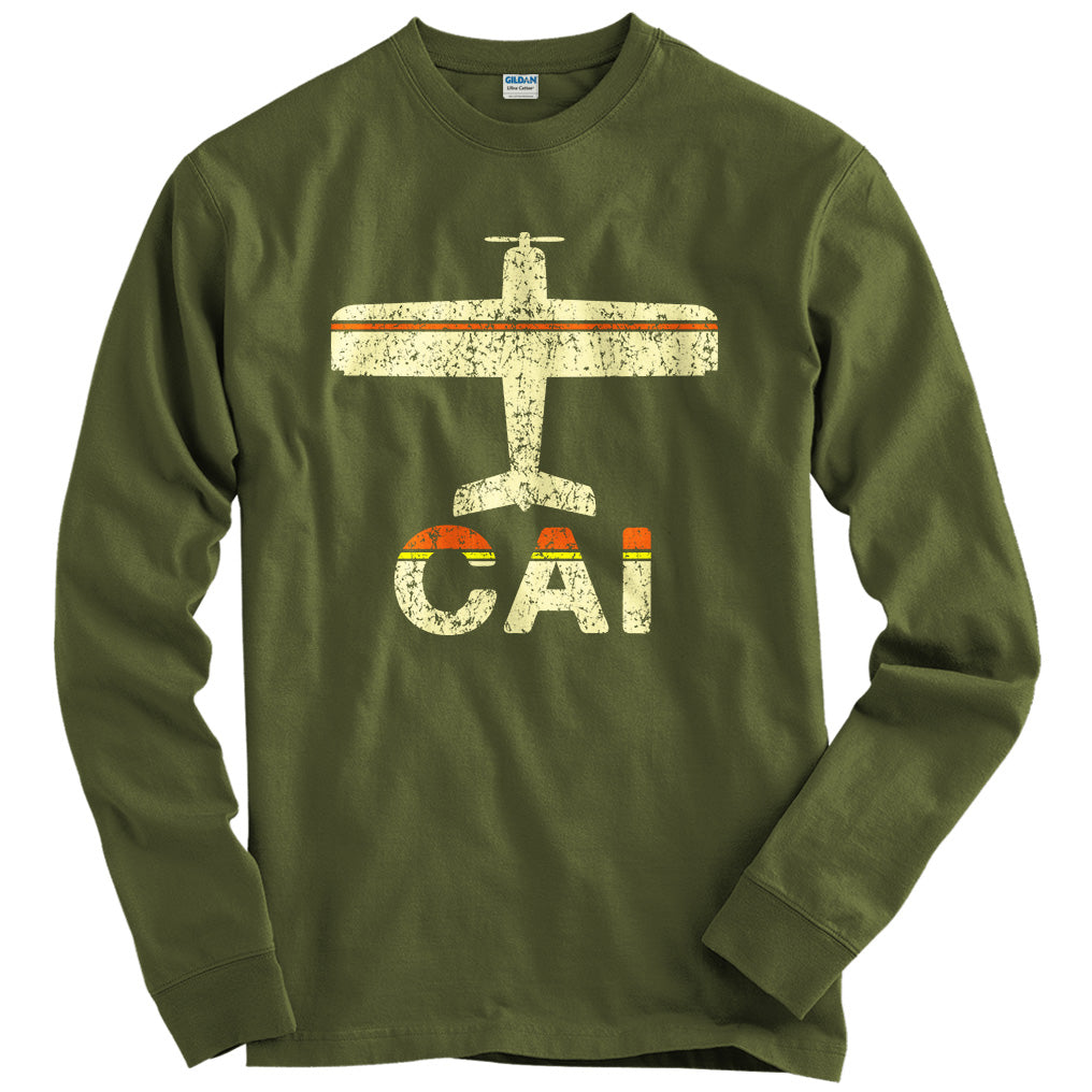 Fly Cairo CAI Airport T-shirt