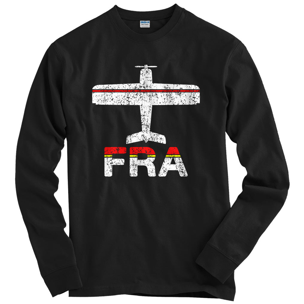 Fly Frankfurt FRA Airport T-shirt