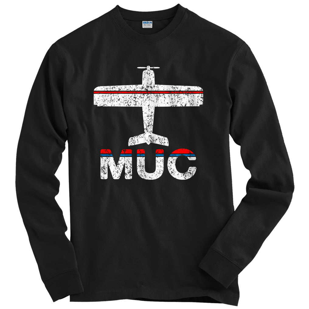 Fly Munich MUC Airport T-shirt