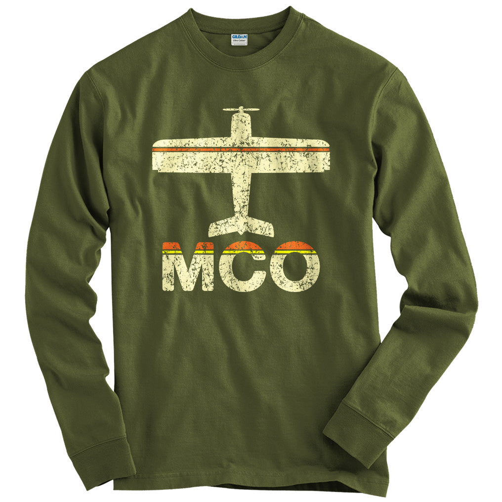 Fly Orlando MCO Airport T-shirt