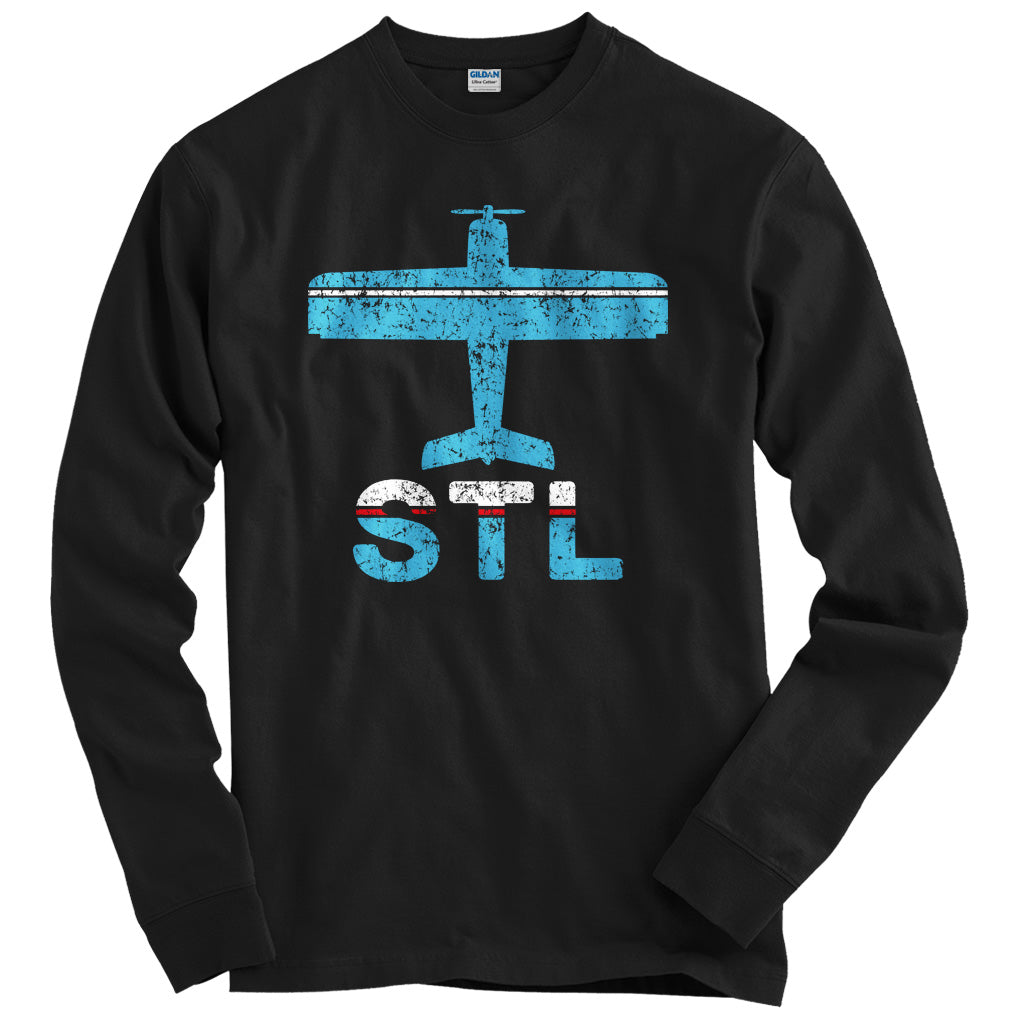 Fly St. Louis STL Airport T-shirt