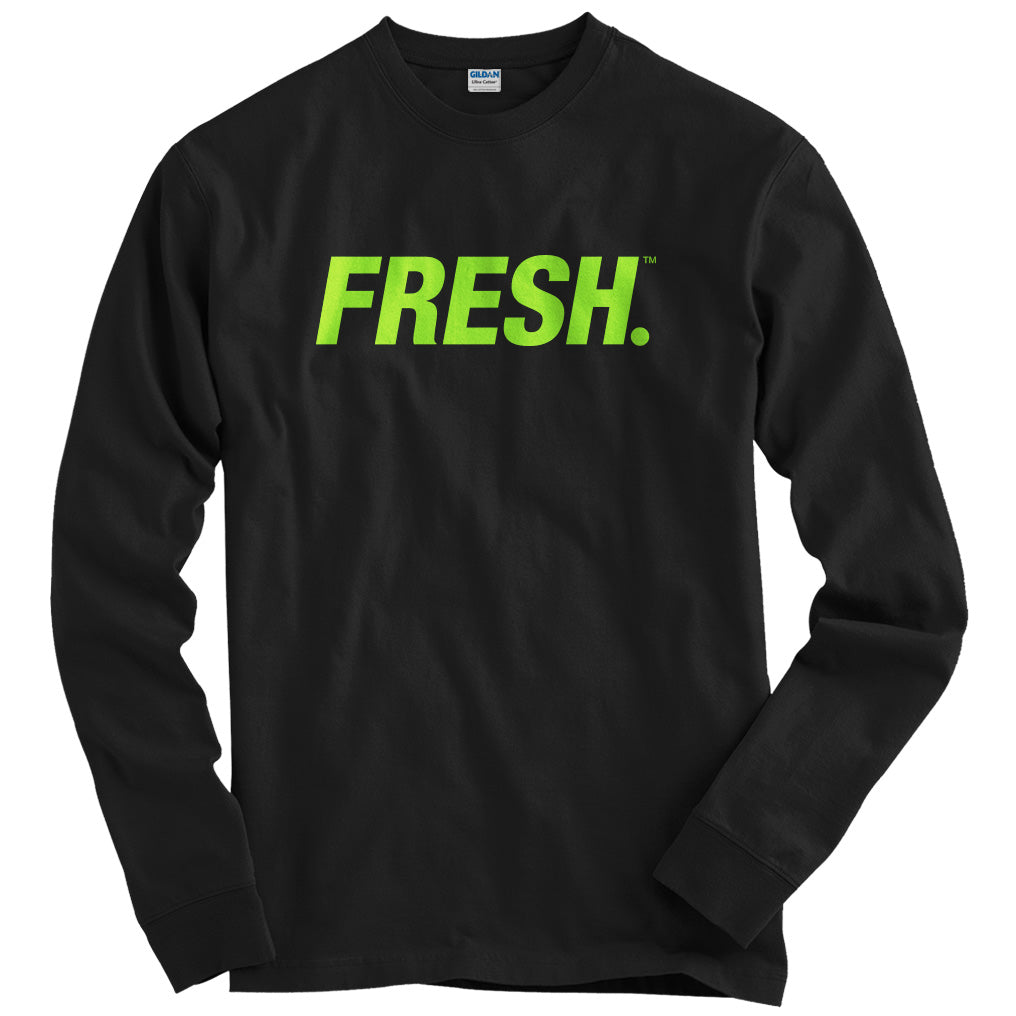 Fresh Slanted Logo T-shirt