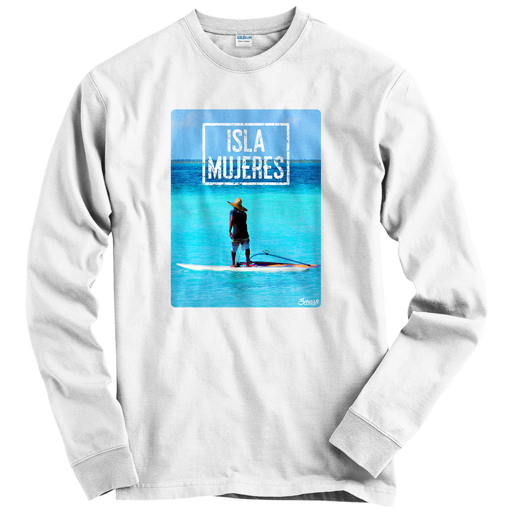Isla Mujeres Photo V1 T-shirt