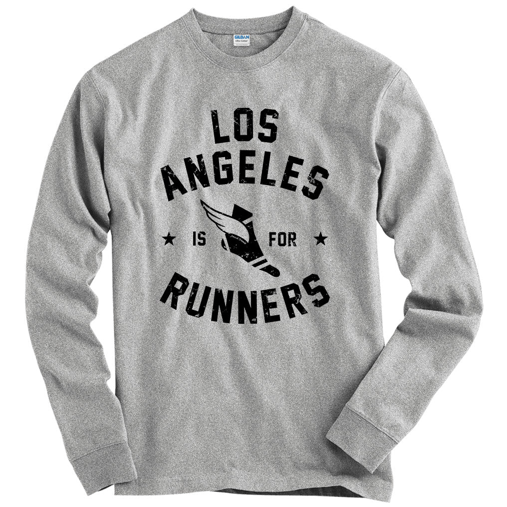 Los Angeles Is For Runners T-shirt