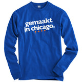 Made in Chicago - Dutch - T-shirt
