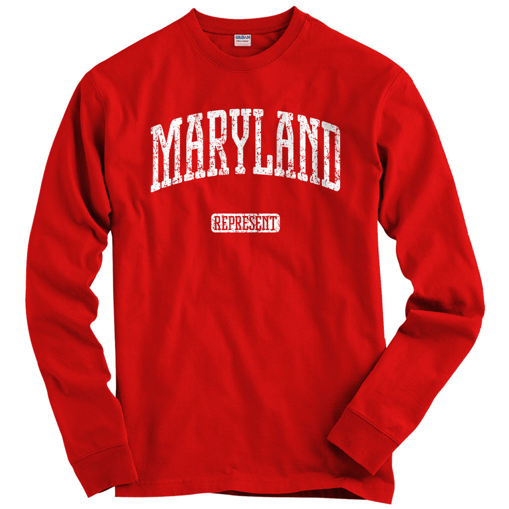 Maryland Represent T-shirt