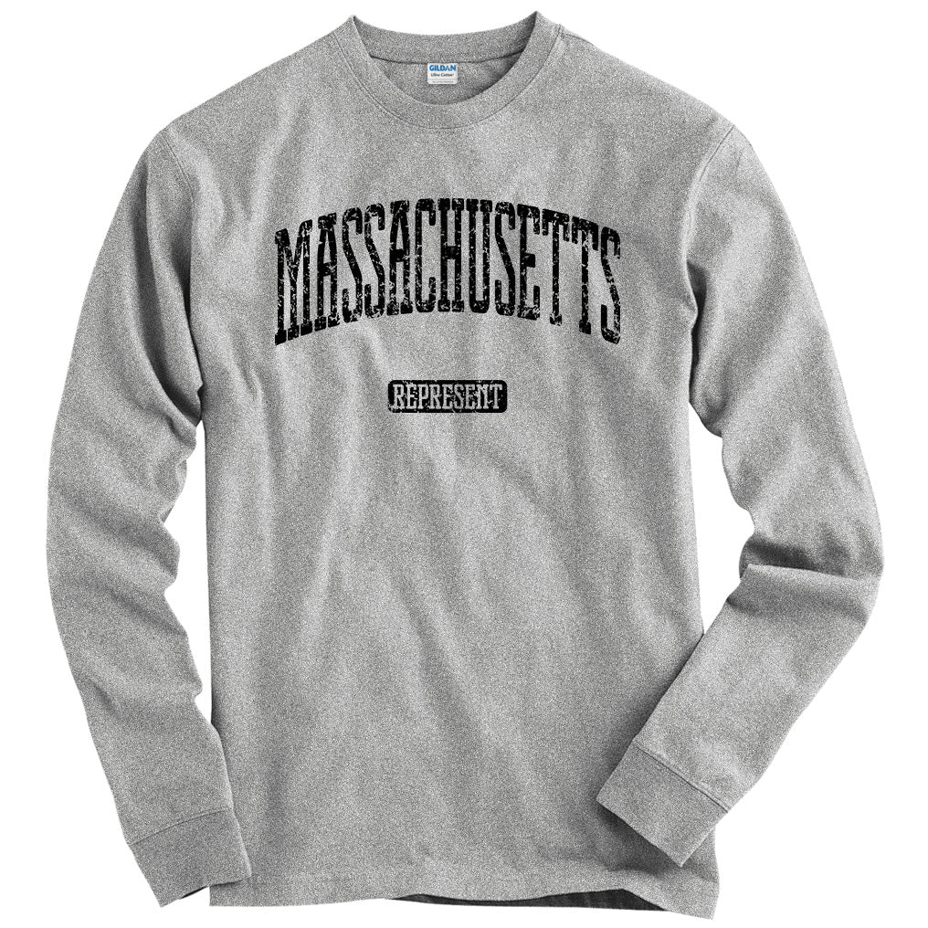 Massachusetts Represent T-shirt