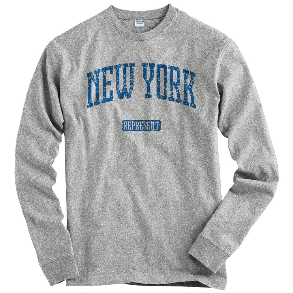 New York Represent T-shirt