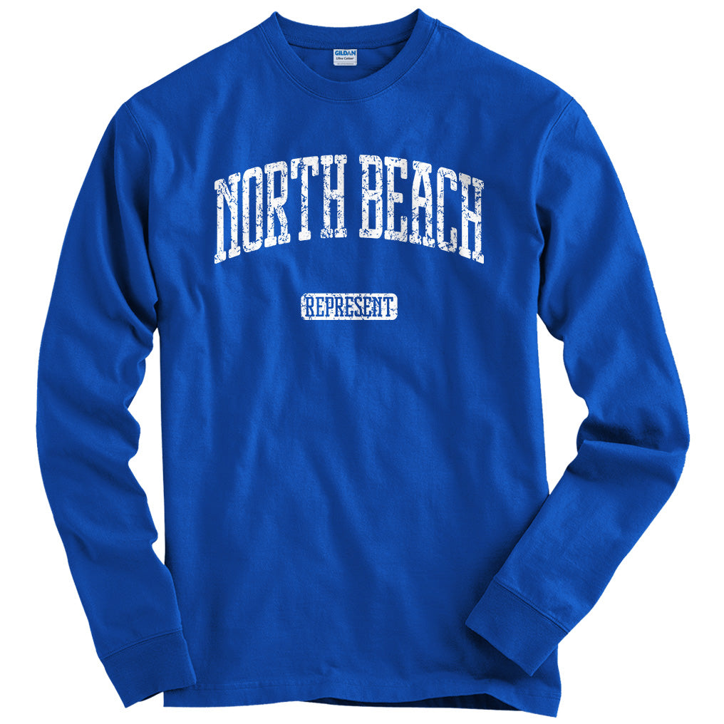 North Beach Represent T-shirt
