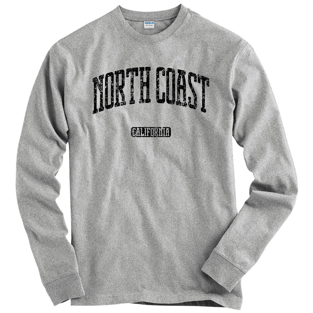 North Coast California T-shirt