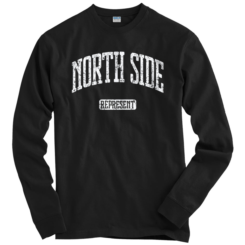 North Side Represent T-shirt