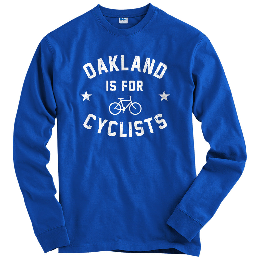 Oakland Is For Cyclists T-shirt