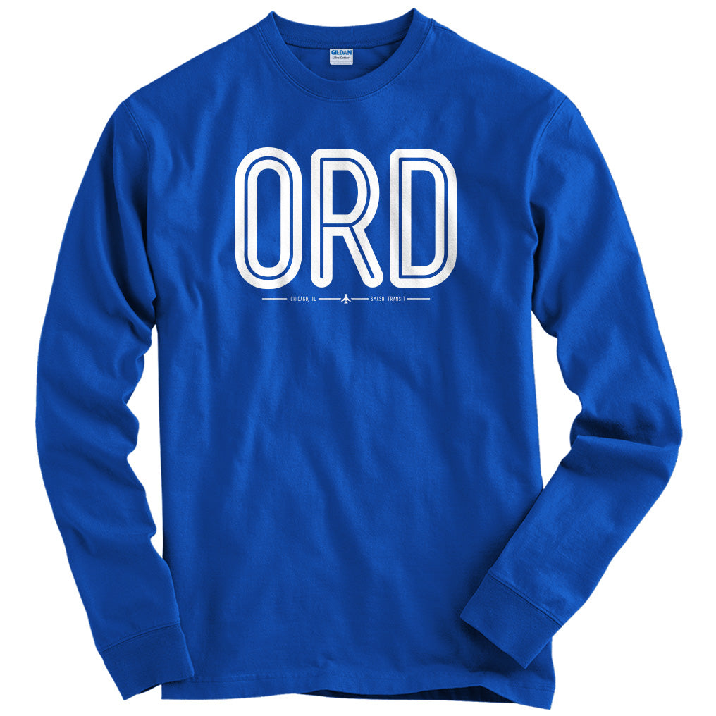 ORD Chicago O'Hare Airport T-shirt