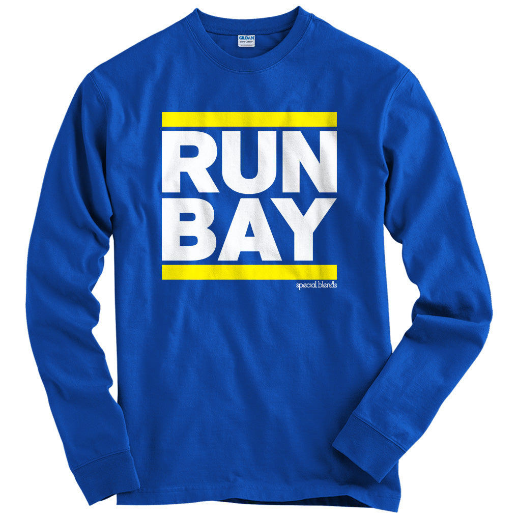 Run Bay Area T-shirt