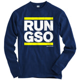 Run Greensboro T-shirt